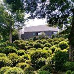 【建築】内覧会「鎮守の杜に浮かぶ借景の家」