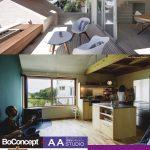 【建築】BoConcpt + AA Studio 家づくり展